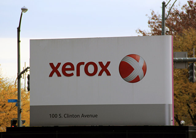 Xerox Tower in downtown Rochester, N.Y.