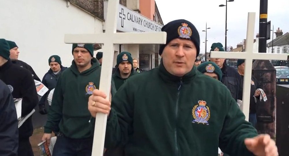 Britain First carries out Christian Patrol in Islamist hotspot Bury Park, Luton