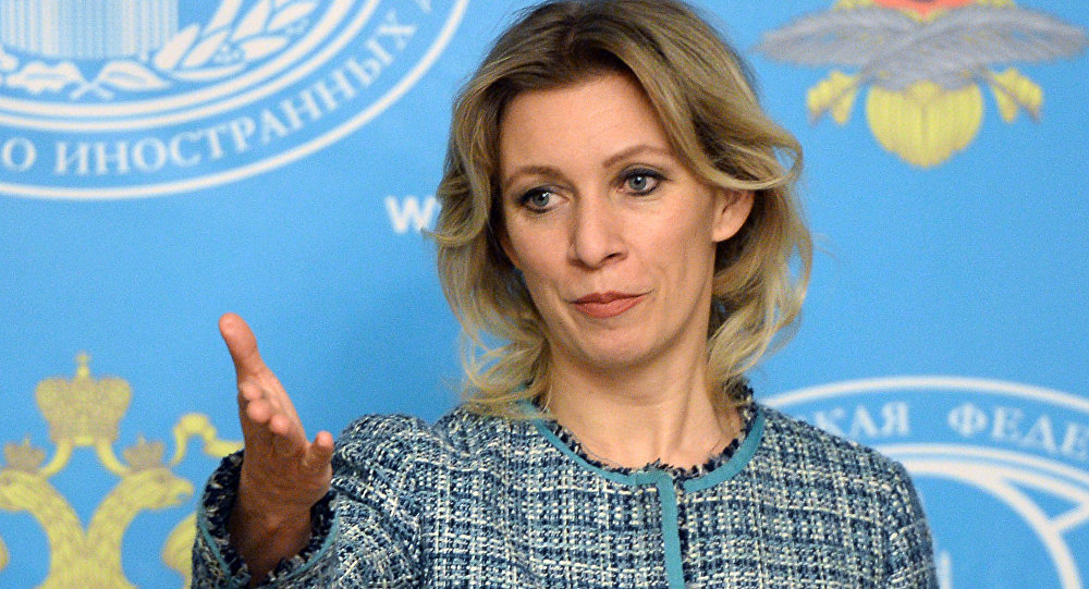 Image result for Maria Zakharova