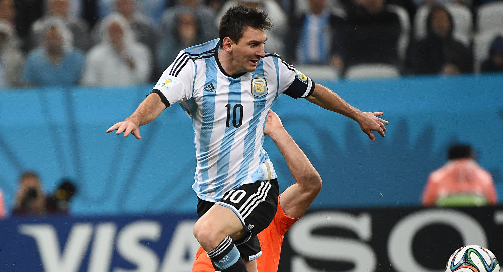 eb2297fe4 Afghan Boy Who Made Jersey Out of Plastic Bag Gets to Meet Lionel Messi