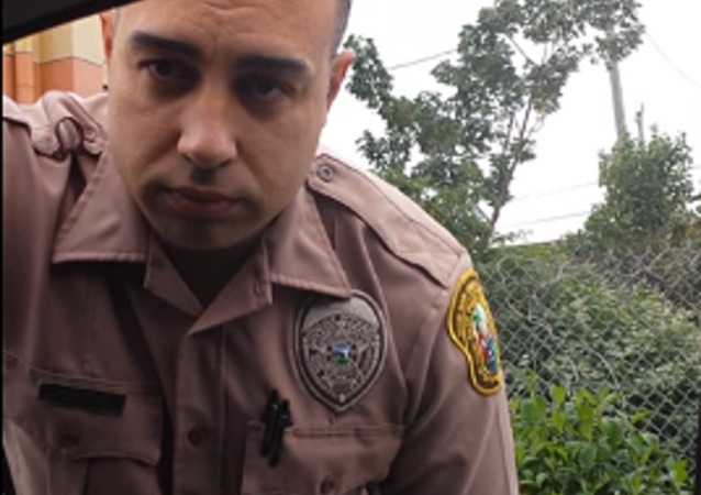 WATCH: Tables Turn as Miami Driver Pulls Over Cop for Speeding