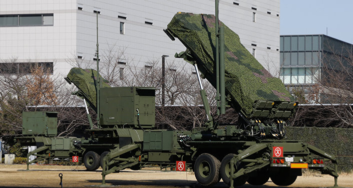 PAC-3 Patriot missile unit
