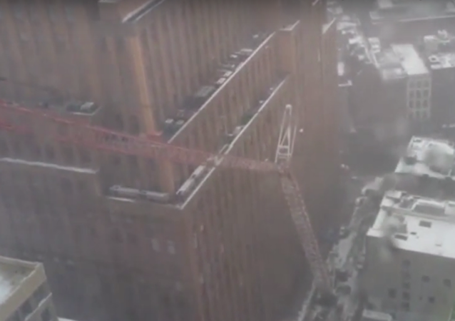 Deadly New York City Crane Collapse