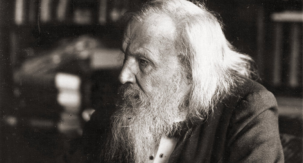 Periodic Table who invented the periodic table elements : In His Element: Top Ten Facts About Periodic Table Creator Dmitri ...