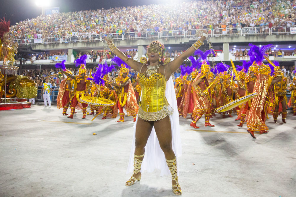 The Passion of Dance Samba Parade at the Rio Carnival & The Passion of Dance: Samba Parade at the Rio Carnival - Sputnik ...