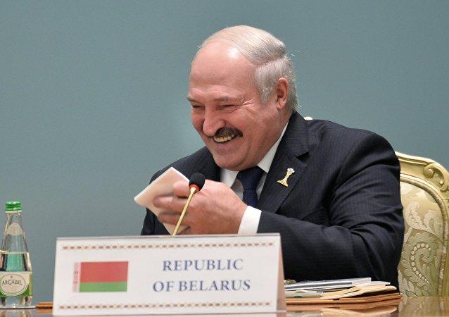 President of Belarus Alexander Lukashenko.