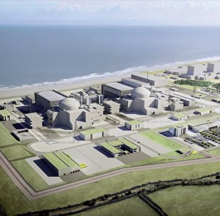 Hinkley Point C CGI view
