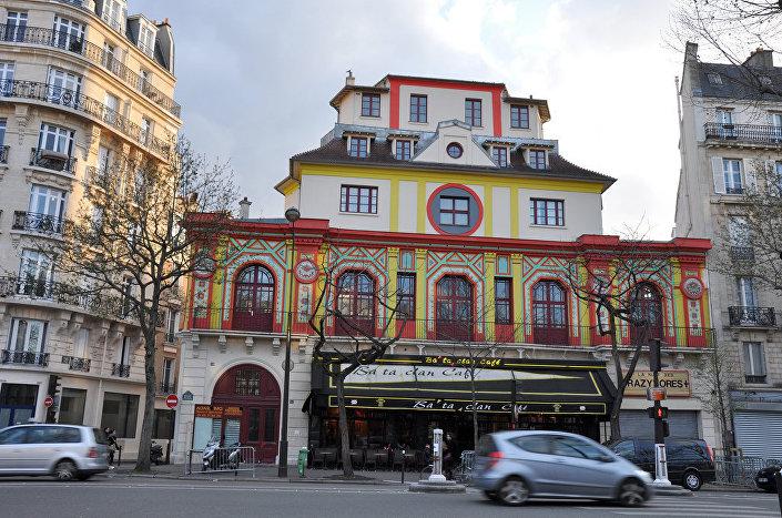 Bataclan theater, Paris, France
