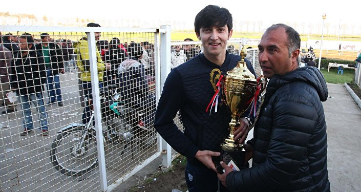 Horse Racing Season Off to a Start in Iran