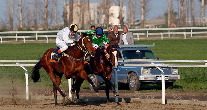 Horse Racing Season Off to a Start in Iran