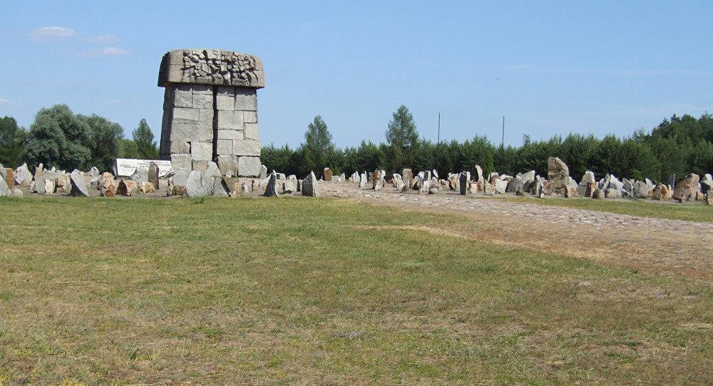 Poland, Death Camp of Treblinka