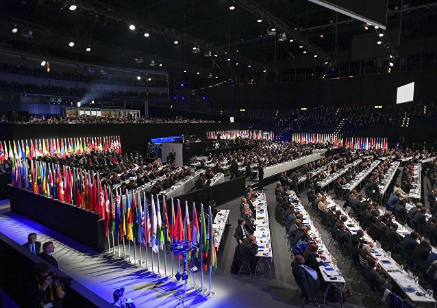 The Extraordinary FIFA Congress is currently underway in Zurich, with one of its aims being the election of the new FIFA president.