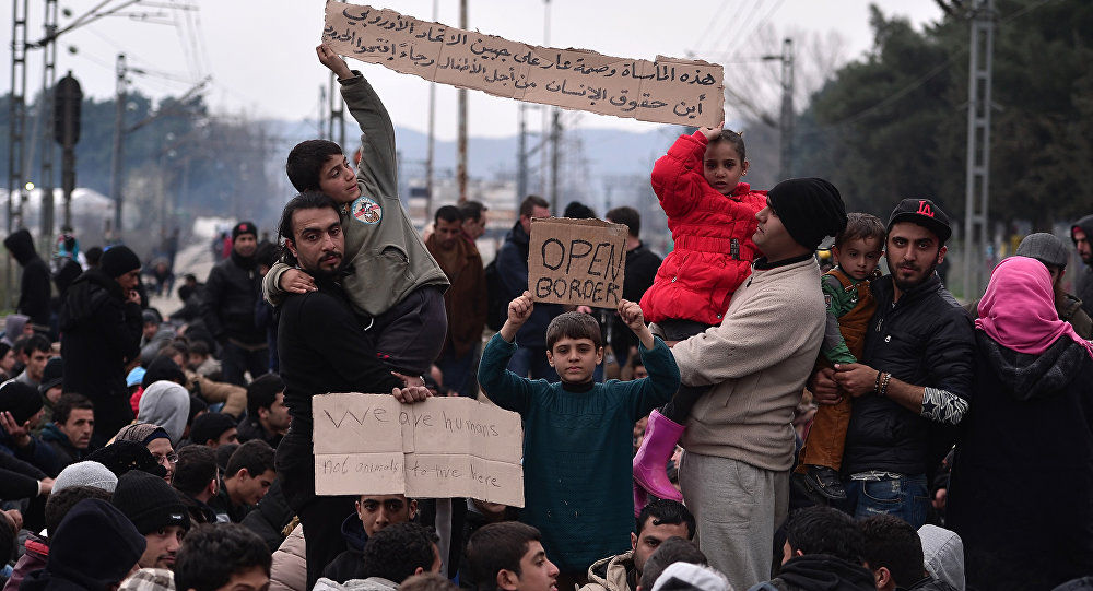 europe is not ready to accept a large number of syrian refugees Germany is planning to disregard eu law and drop the dublin regulation for syrian refugees european union (eu) regulations and accept the large number of.