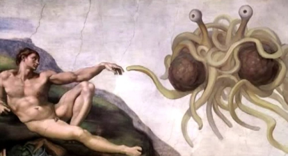Church of the Flying Spaghetti Monster