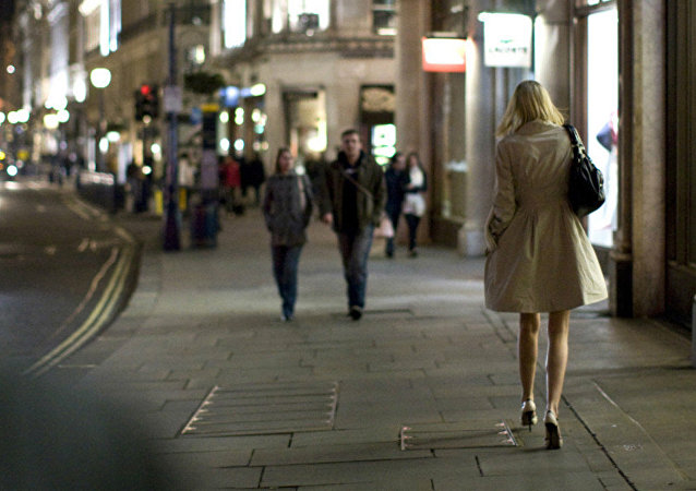 London. Regent Street