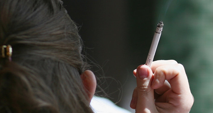 California has voted for a nonsmoking youth