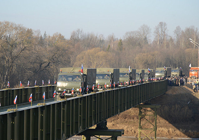 The Russian Armed Forces will get state-of-the-art road bridges that will be invisible to modern detection systems, according to the Russian Deputy Defense Minister Dmitry Bulgakov