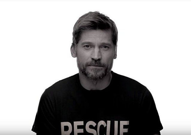 Actor Nikolaj Coster-Waldau