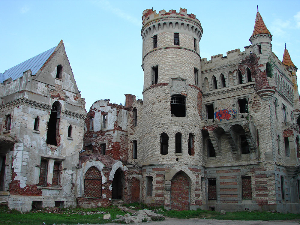 The Best Spots to Shoot a Horror Movie in Russia