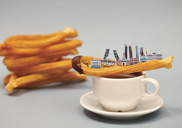 Om Nom Nom! World's Cities Taste Really Delicious