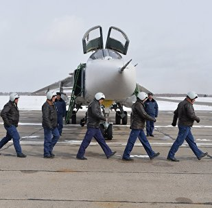Three Su-24M bombers return to Chelyabinsk Region from Khmeimim Air Base
