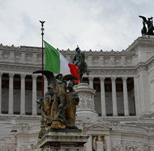 World cities. Rome