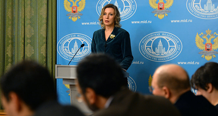 Press briefing by Russian Foreign Ministry Spokesperson Maria Zakharova