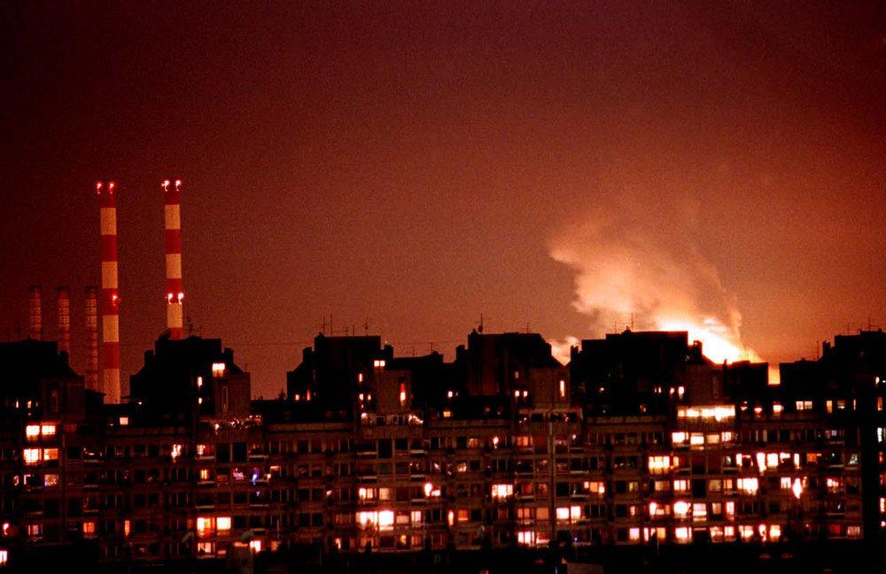 The Grim Anniversary of NATO's Bombing of Yugoslavia