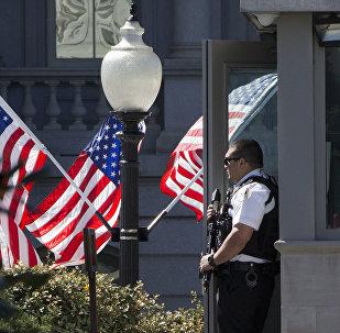 White House on Lockdown