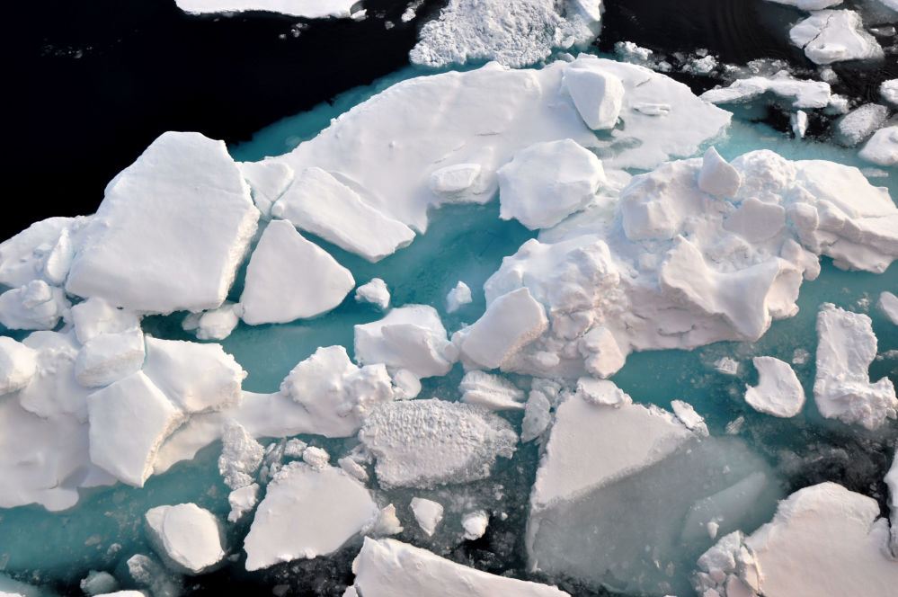 Global Warming Alert: Arctic Ice Continues to Melt Like Butter