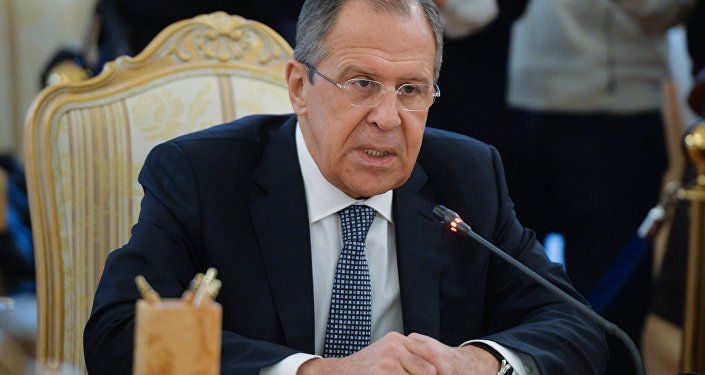 Sergei Lavrov meets with Serbian Foreign Minister Ivica Dacic