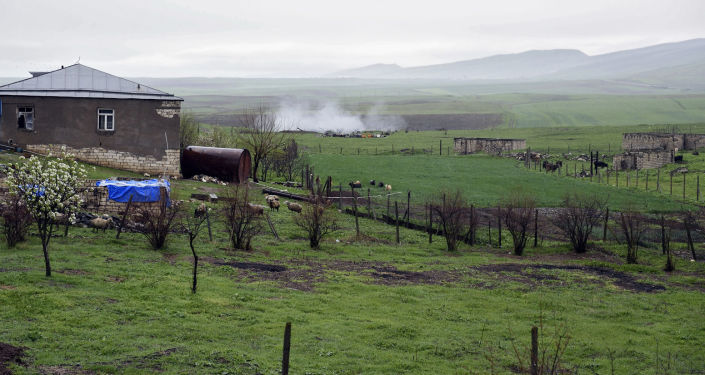 Int'l community did nothing to resolve Karabakh conflict