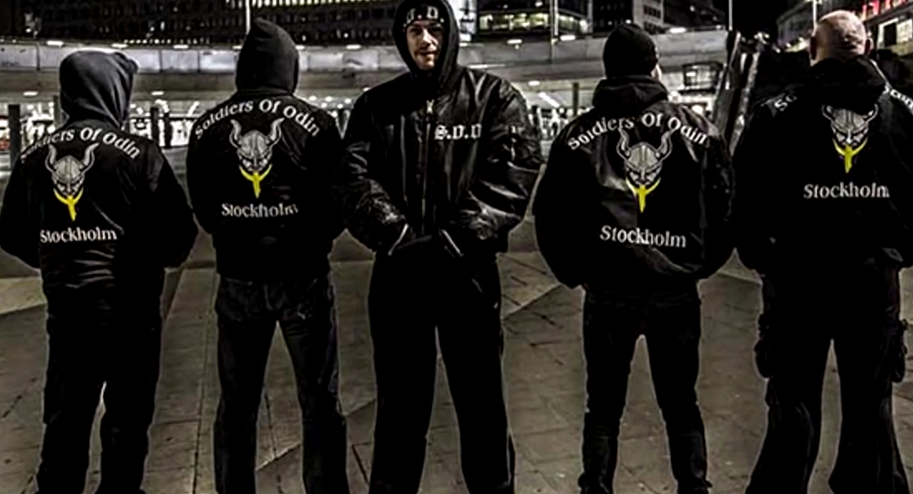 Soldiers Of Odin in Stockholm