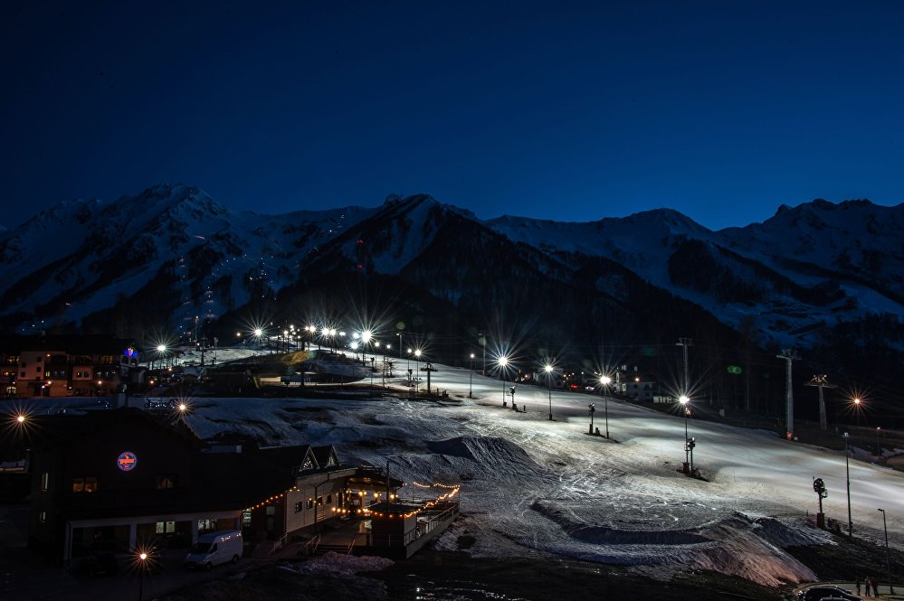 The Heart of Sochi: See Russian Resort City in Spring