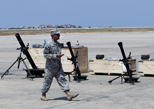 The US-led coalition against Daesh will buy an unspecified amount of non-standard ammunition from Orbital ATK weapons manufacturer