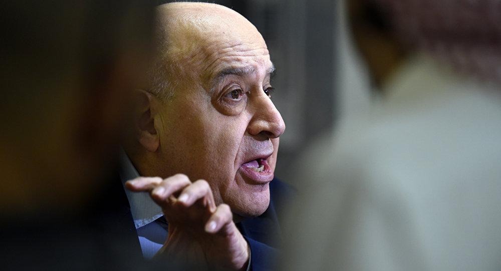 HNC spokesman Monzer Makhous