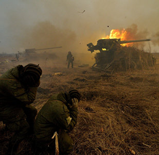 Far Eastern Military District's Fifth Army holds integrated training in Primorye Territory