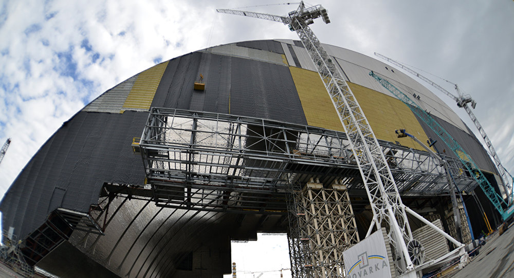 G7 Welcomes Installation of New Sarcophagus Over Chernobyl