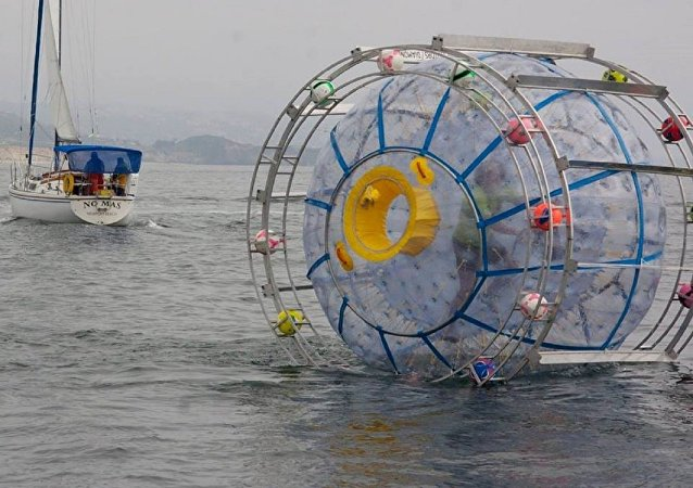 Florida Man Rescued After Trying to Ride Inflatable Bubble to Bermuda