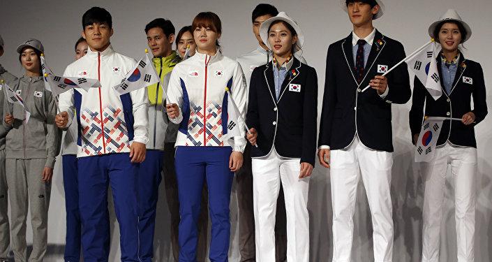 South Korea Unveils Zika-Proof Uniforms Ahead of Rio Olympics