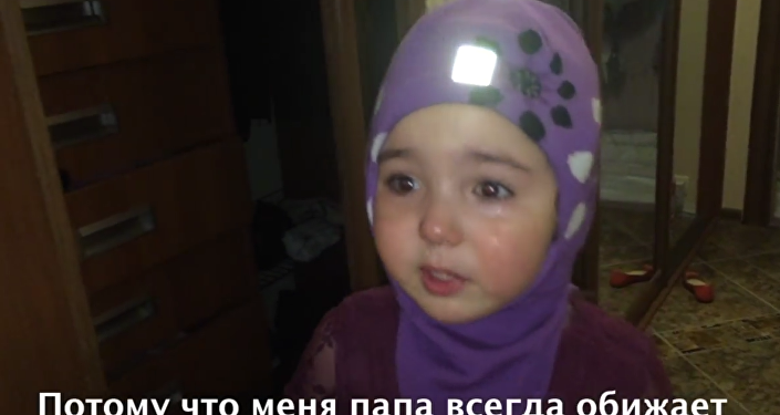 """A video of a little Russian girl having a major fit and threatening to run away to Africa, where she'd starve herself to death because her parents """"always"""" discipline her for not behaving well went viral on the Internet with almost 1.5 million views."""