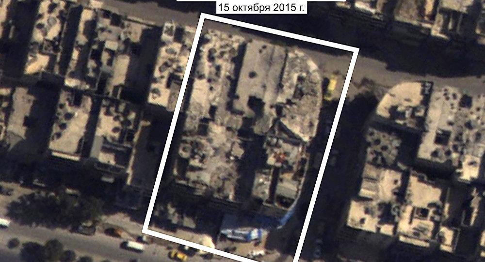 Al Quds hospital, October 2015