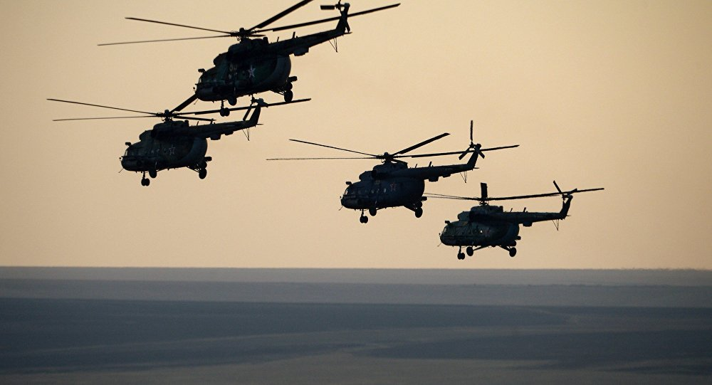 Russian Helicopters to Take Part in India's 8th Vibrant Gujarat Forum