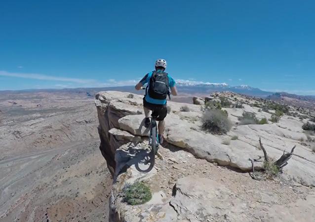 Gold Bar Rim Cliff Riding