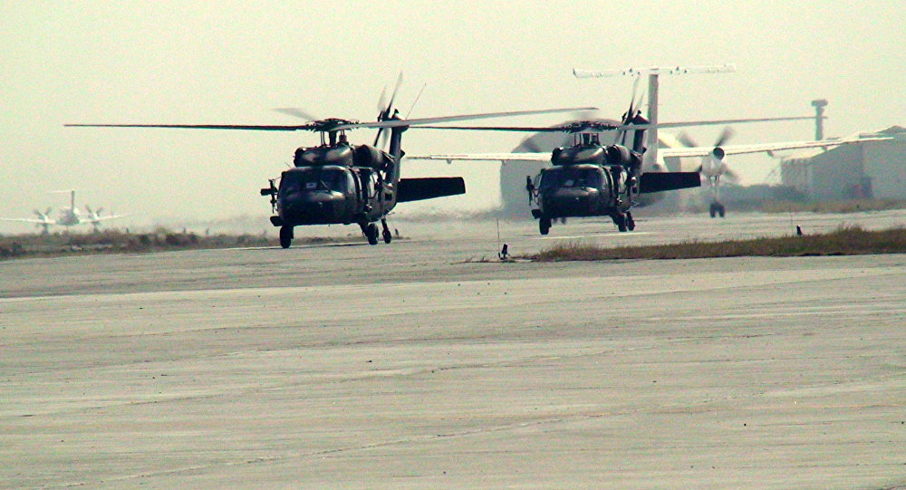 NATO air forces in Afghanistan
