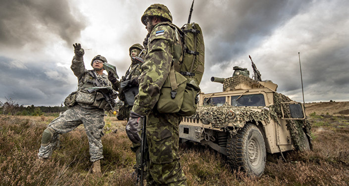 US, Estonian partners train together