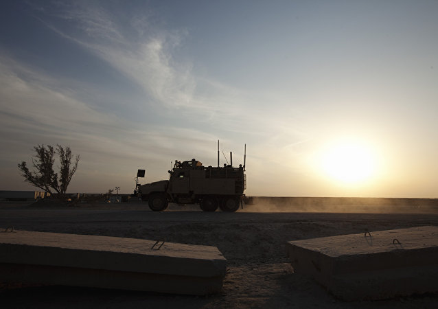 Mine Resistant Ambush Protected vehicles (MRAP)