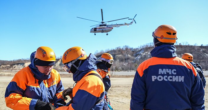 Two People Killed in Chopper Crash in Western Russia - Source