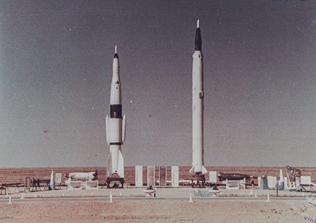 Geophysical rockets R-2A and R-5А