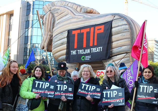 TTIP Trojan Horse